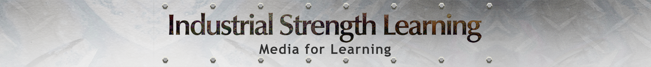 Industrial Strength Learning
